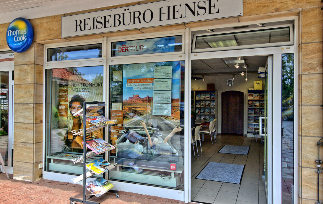 Reisebüro im PEZ Hohenstadt